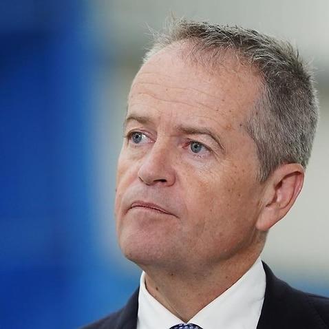Opposition Leader Bill Shorten s