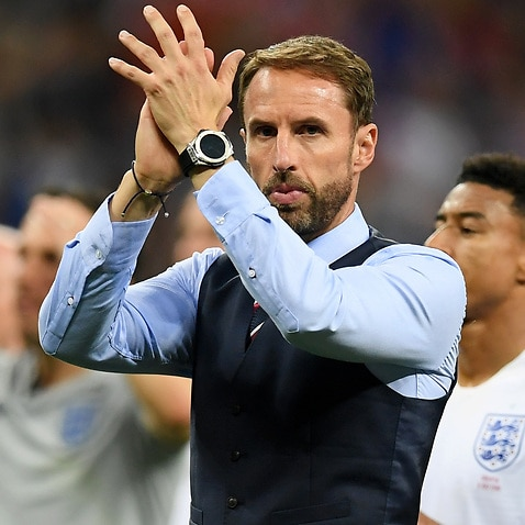 'We left everything out there', says England manager Southgate
