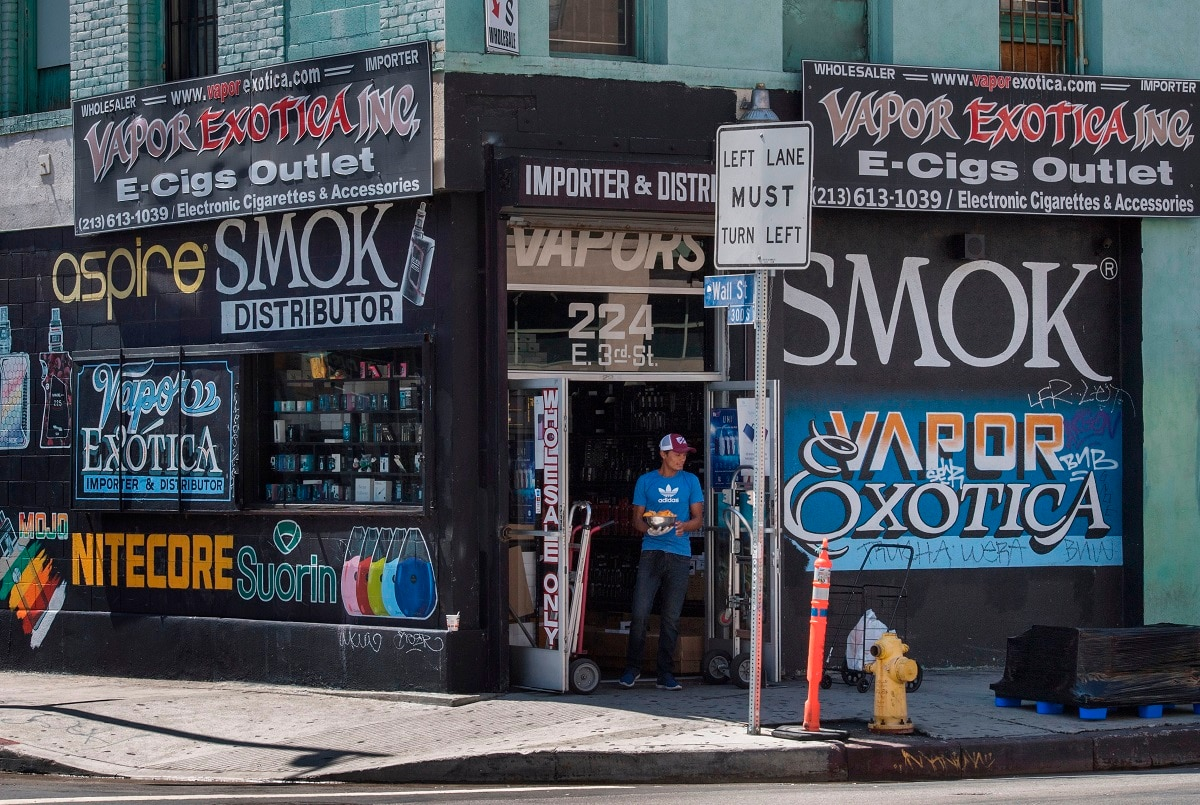 With several cases of death resulting from a severe pulmonary disease linked to vaping, Public Health is urging the public to take precautions