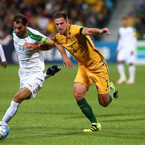 Milos Degenek Australia FIFA World Cup