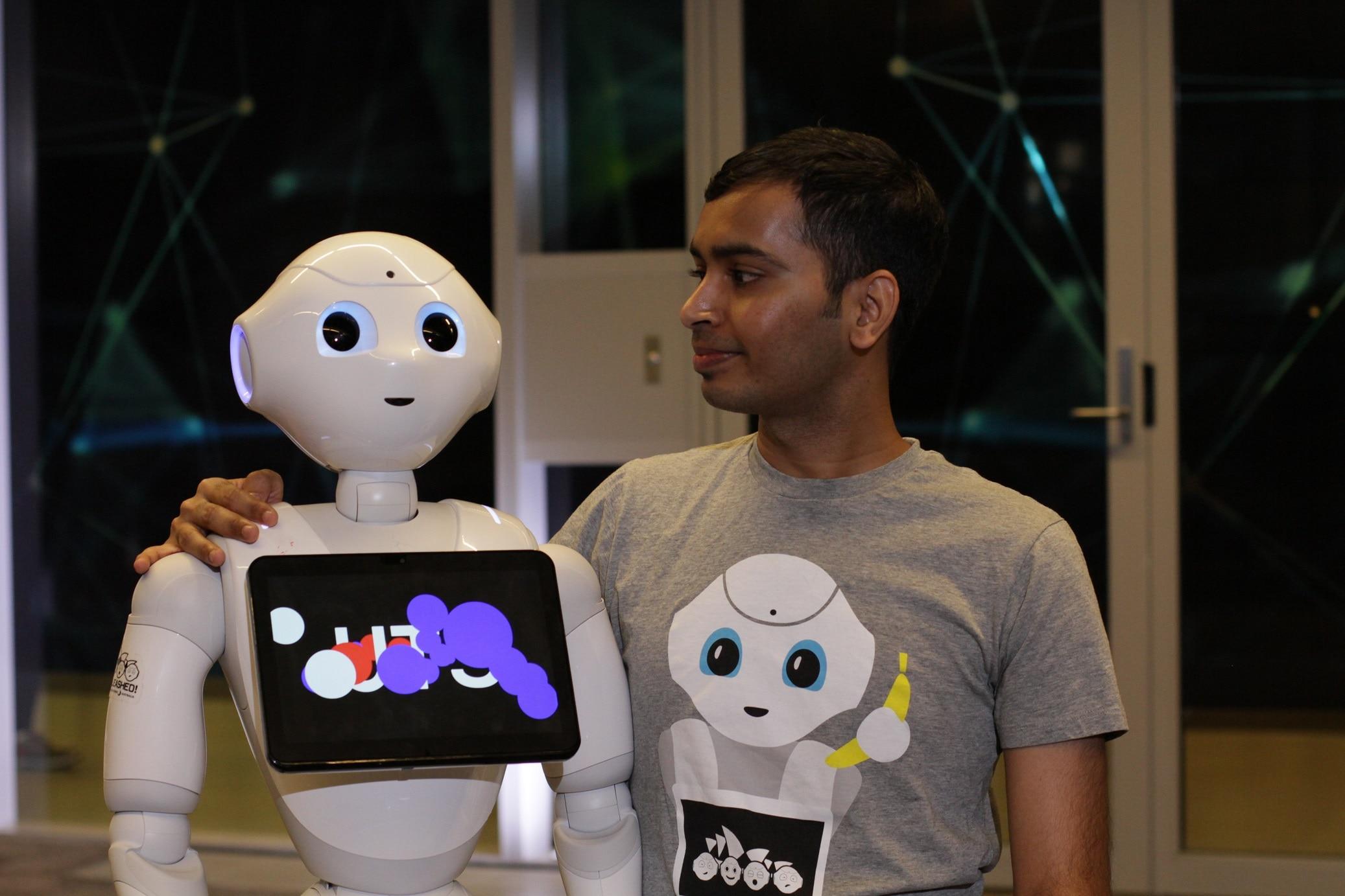 Social robotics explores how robots can assist humans