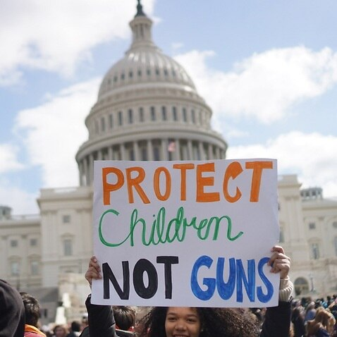 Students ready for worldwide marches to end gun violence