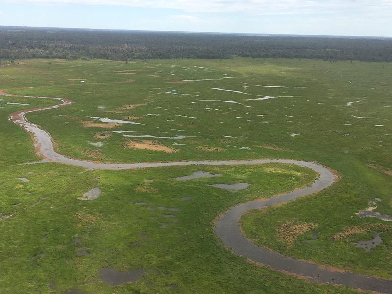 Wetlands in the Murray-Darling Basin
