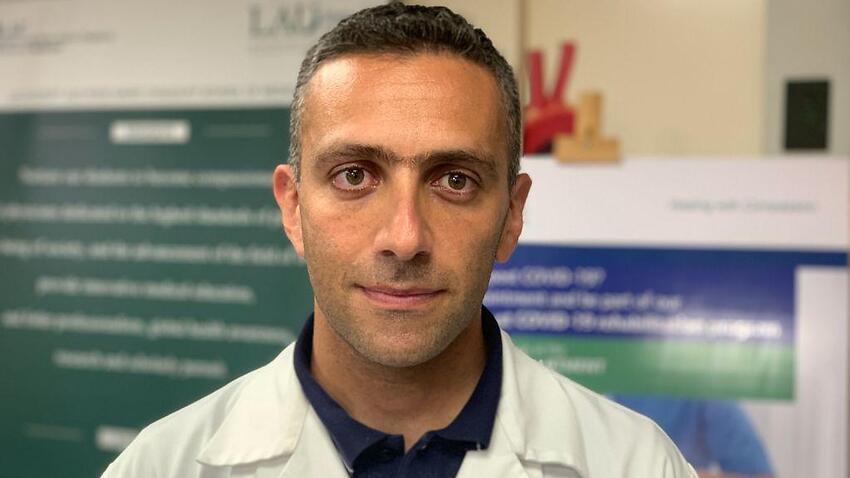 Dr Hady Ghanem