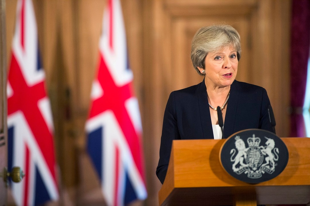 All eyes are on Theresa May and whether she will be able to get her European exit plan passed.