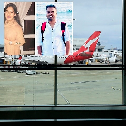 Indians stuck in Australia plead to Indian government to return them home.