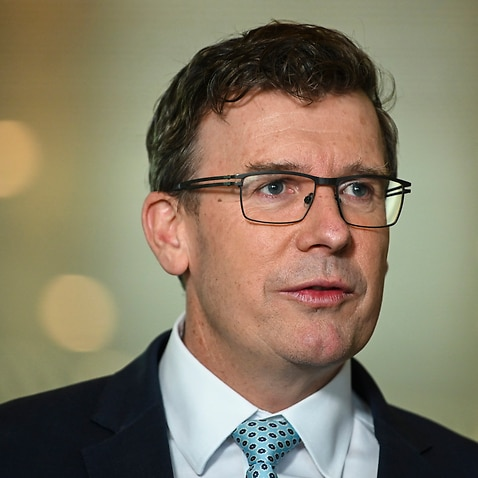 Acting Immigration Minister Alan Tudge has denied any suggestion of wrongdoing.