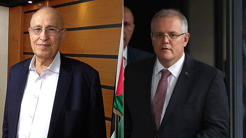 Image for read more article 'Palestinians call on 'Arab world to boycott' Australian imports if embassy is moved'