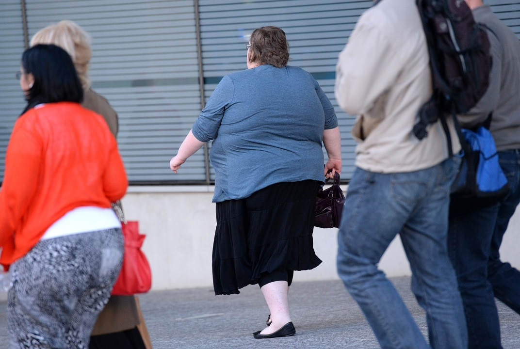 Western Sydney has one of the country's highest rates of obesity, according to data from AIHW.