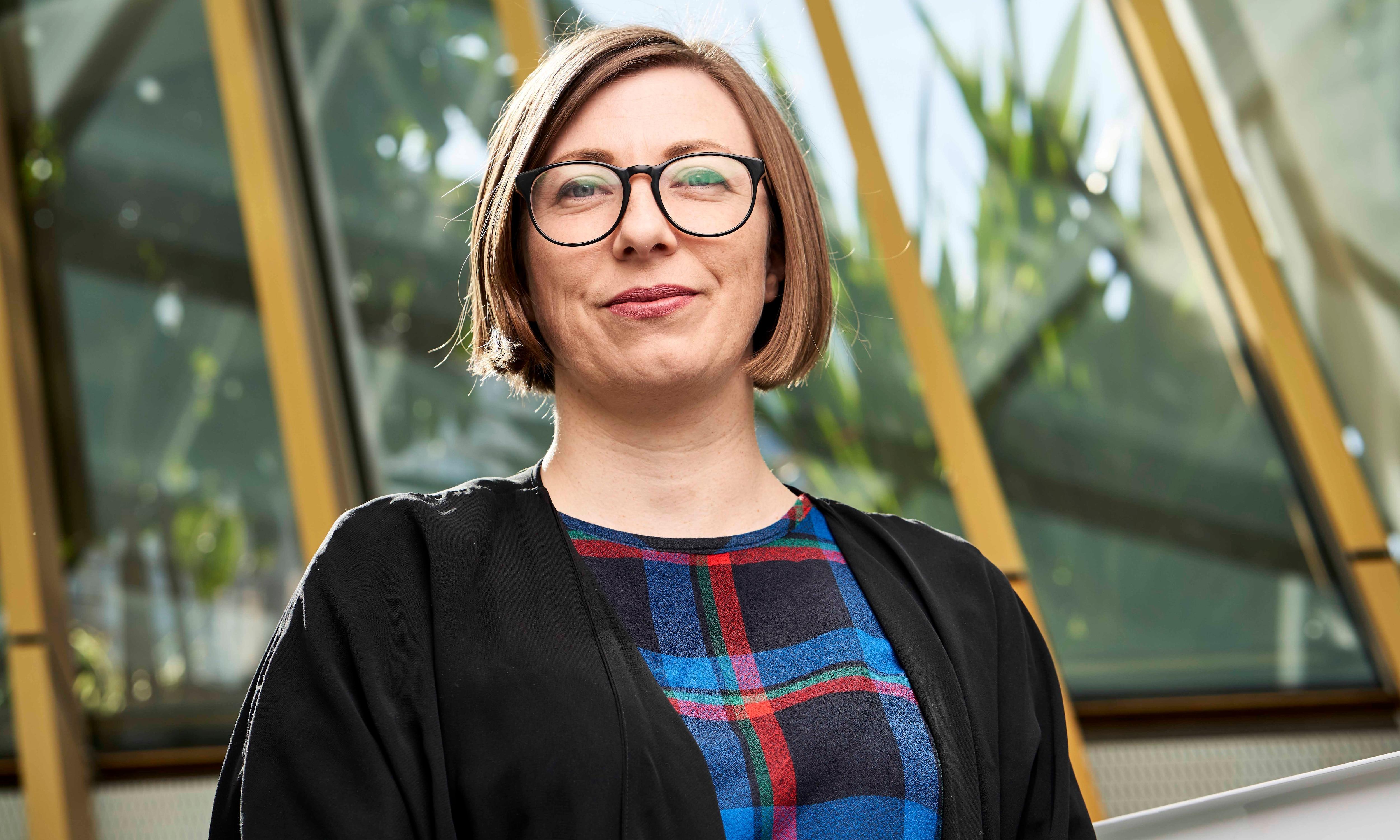 Dr Kylie Quinn, an immunologist from RMIT.