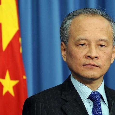Mr Cui Tiankai