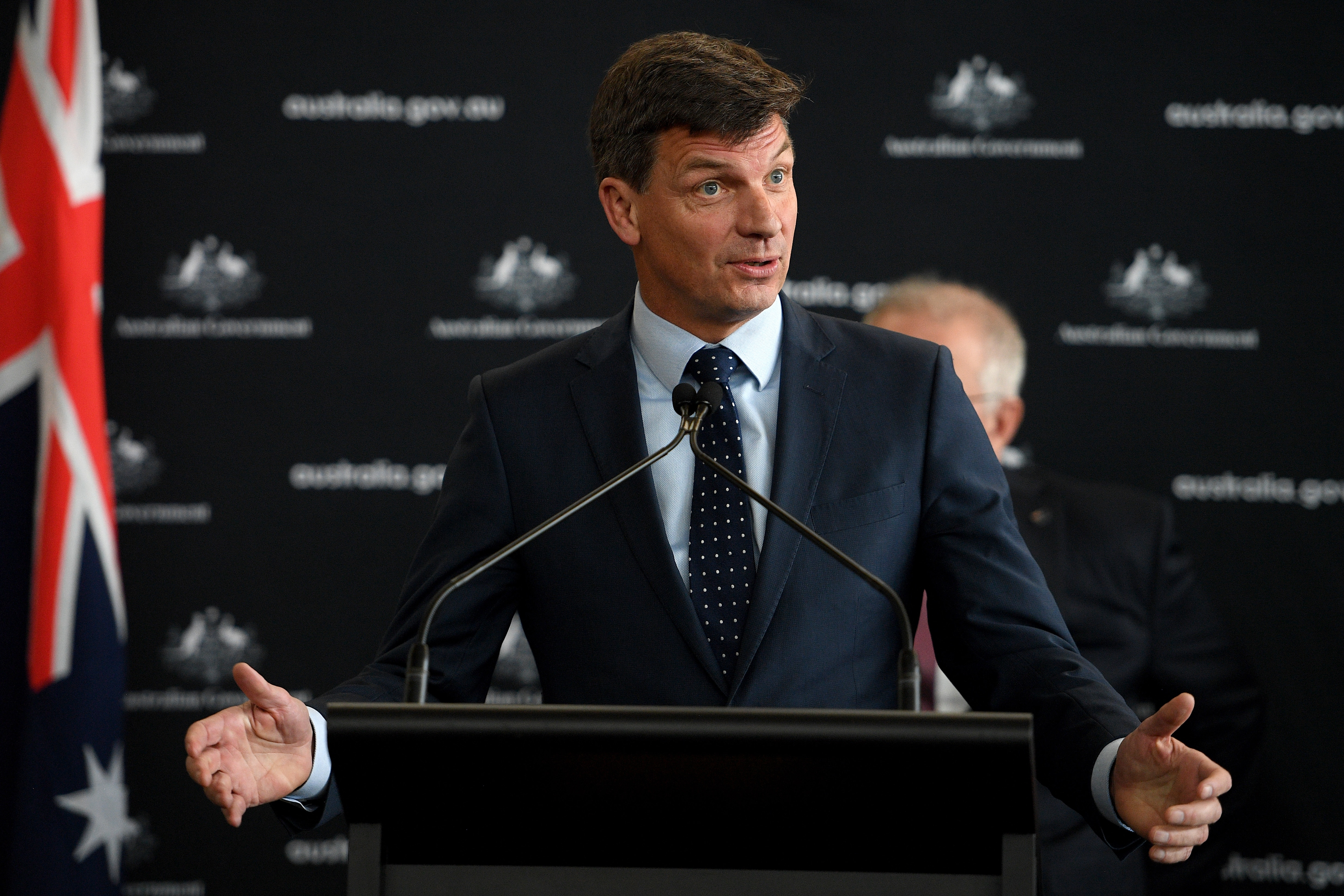 Energy Minister Angus Taylor is set to unveil the details around the government's technology roadmap.
