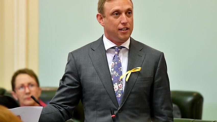 Queensland Minister for Health , Steven Miles
