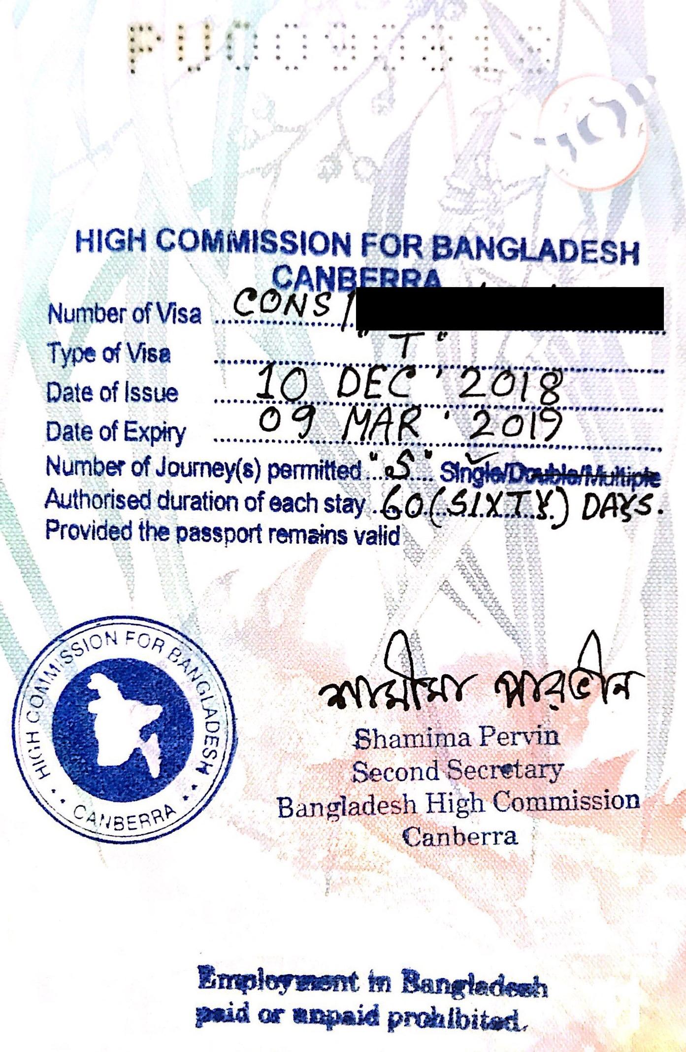 Rohingya refugees in Australia caught up in Bangladesh visa scam