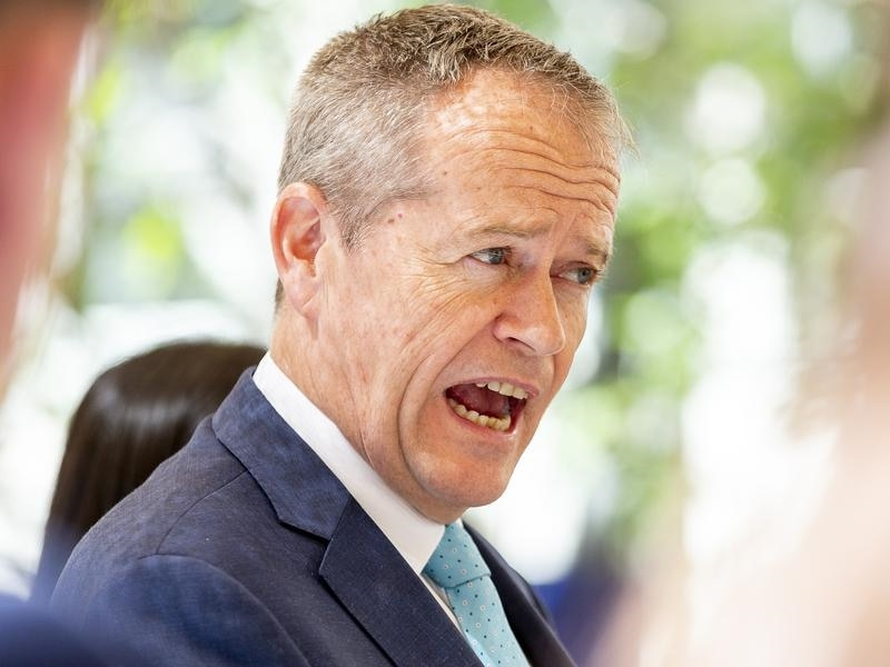 Labor Leader Bill Shorten has savaged the Morrison government.