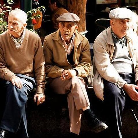 elderly migrants