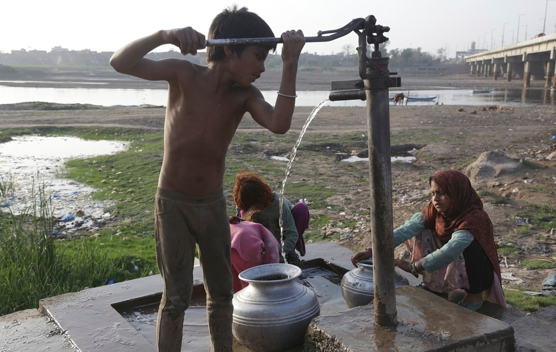 The availability of clean drinking water has decreased.