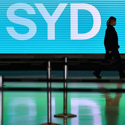Sydney International Airport in Sydney, Wednesday, September 8, 2021