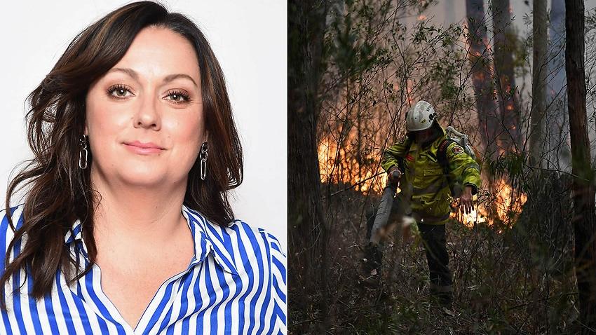 Image for read more article 'Celeste Barber's bushfire appeal has raised $44 million. Where will this money go?'