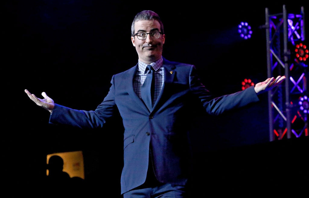 Comedian and Last Week Tonight host John Oliver bit back at critics of the Green New Deal during the segment.