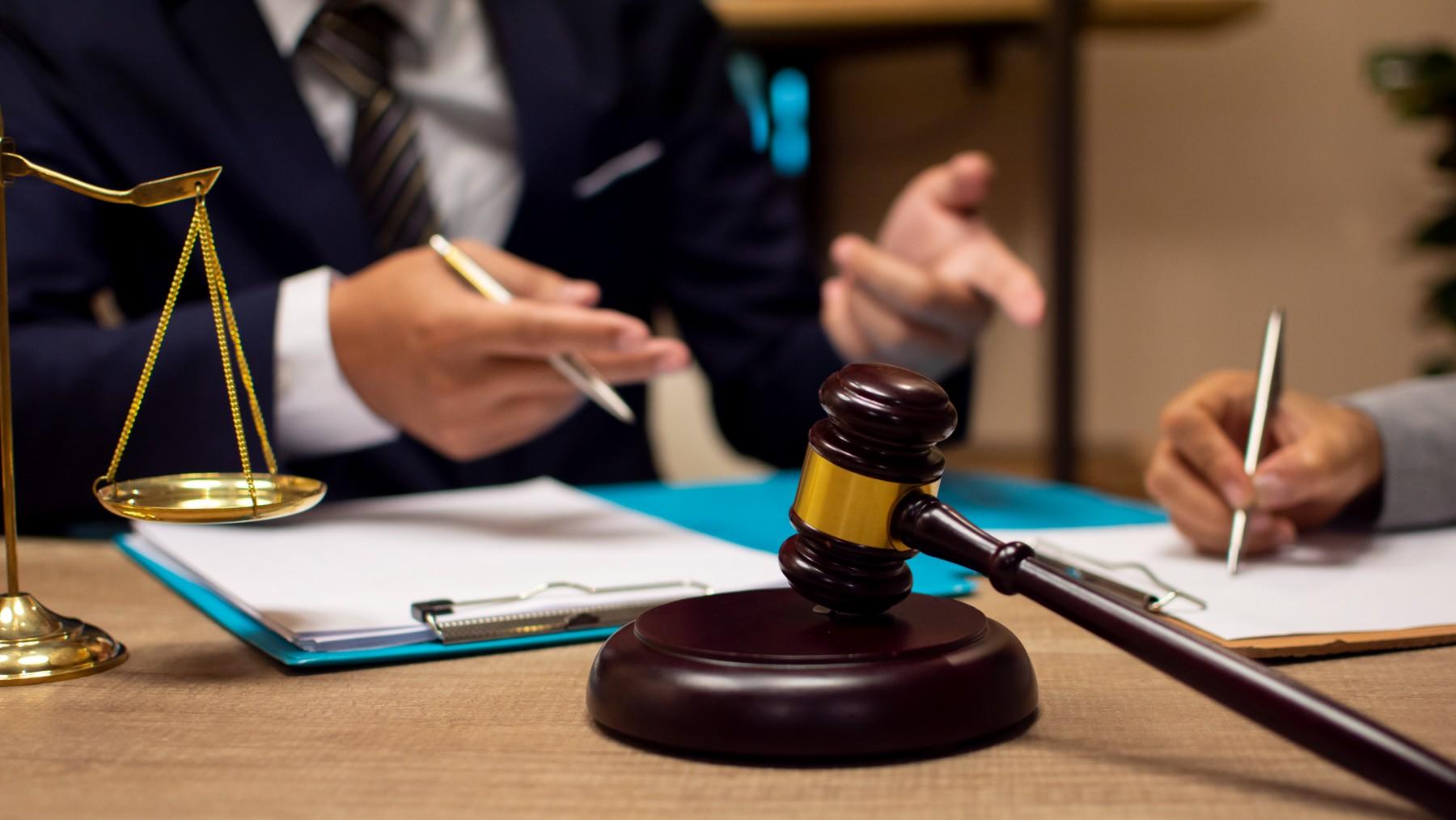 legal desk