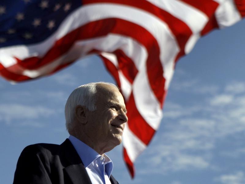 John McCain's brother calls death an 'incredible shock'