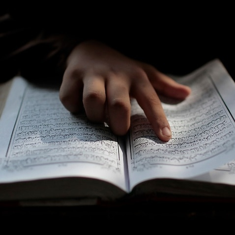 File image of a Quran