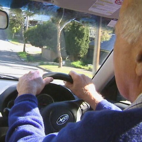 Older drivers face