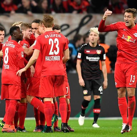 RB Leipzig Bundesliga Bayer Leverkusen