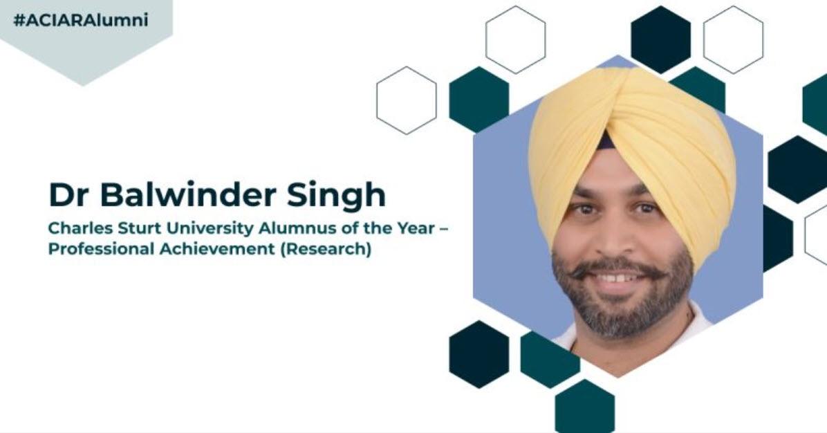 Dr Balwinder Singh