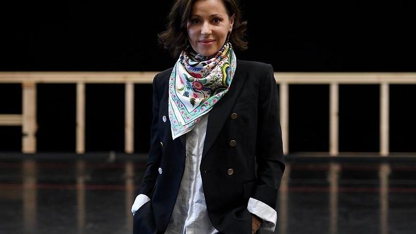 Australian singer Tina Arena