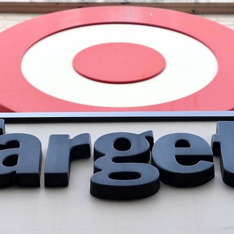 File image of a Target logo