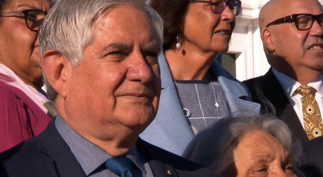 Minister for Indigenous Australians Ken Wyatt.