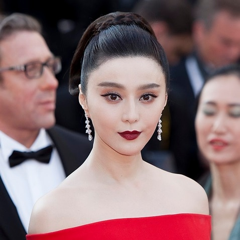 Missing Chinese actress Fan BingBing breaks silence over tax fraud