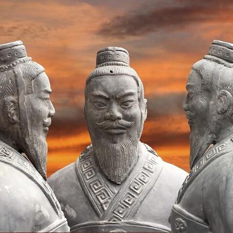 Ancient Chinese Elderly