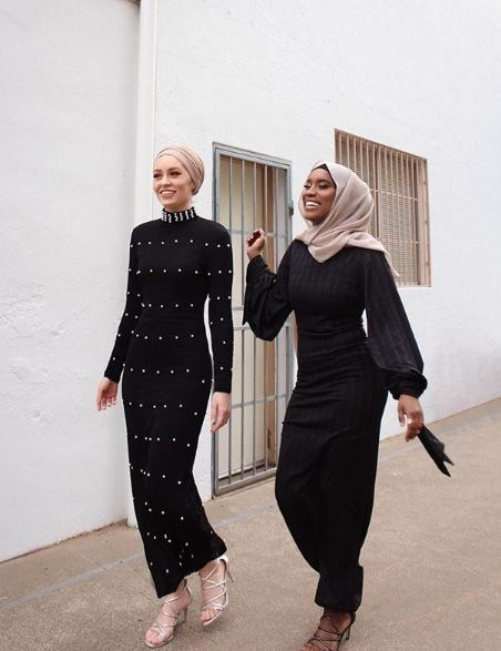 The Sydney retailer said other Australian Muslim fashion brands had experienced similar issues in shopping.