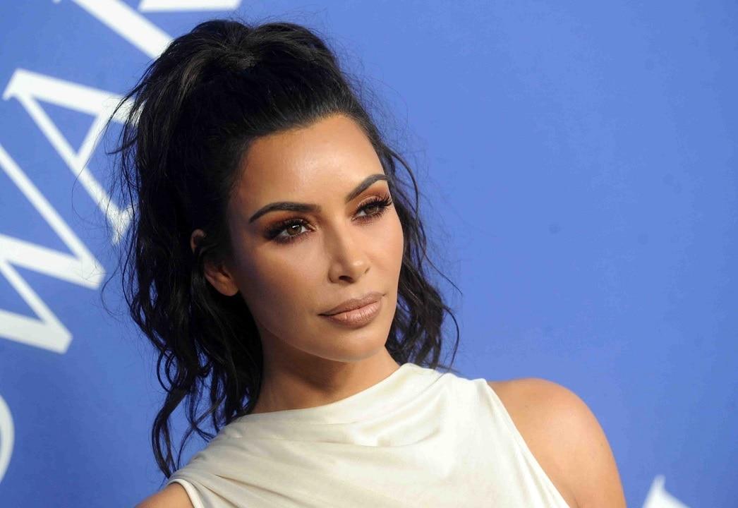 Celebrity Kim Kardashian championed the woman's cause.