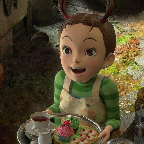 Studio Ghibli Earwig and the Witch