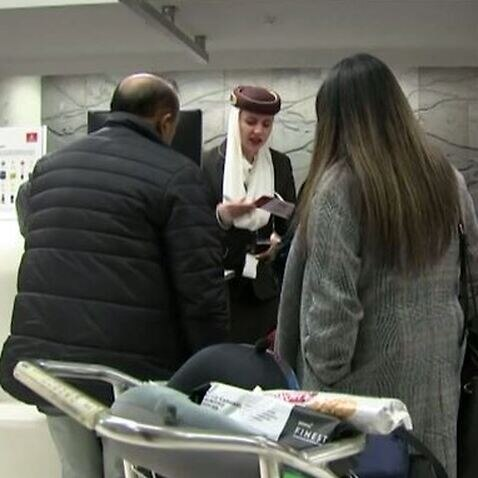 Pilgrims from Christchurch begin their journey to Mecca for the Hajj