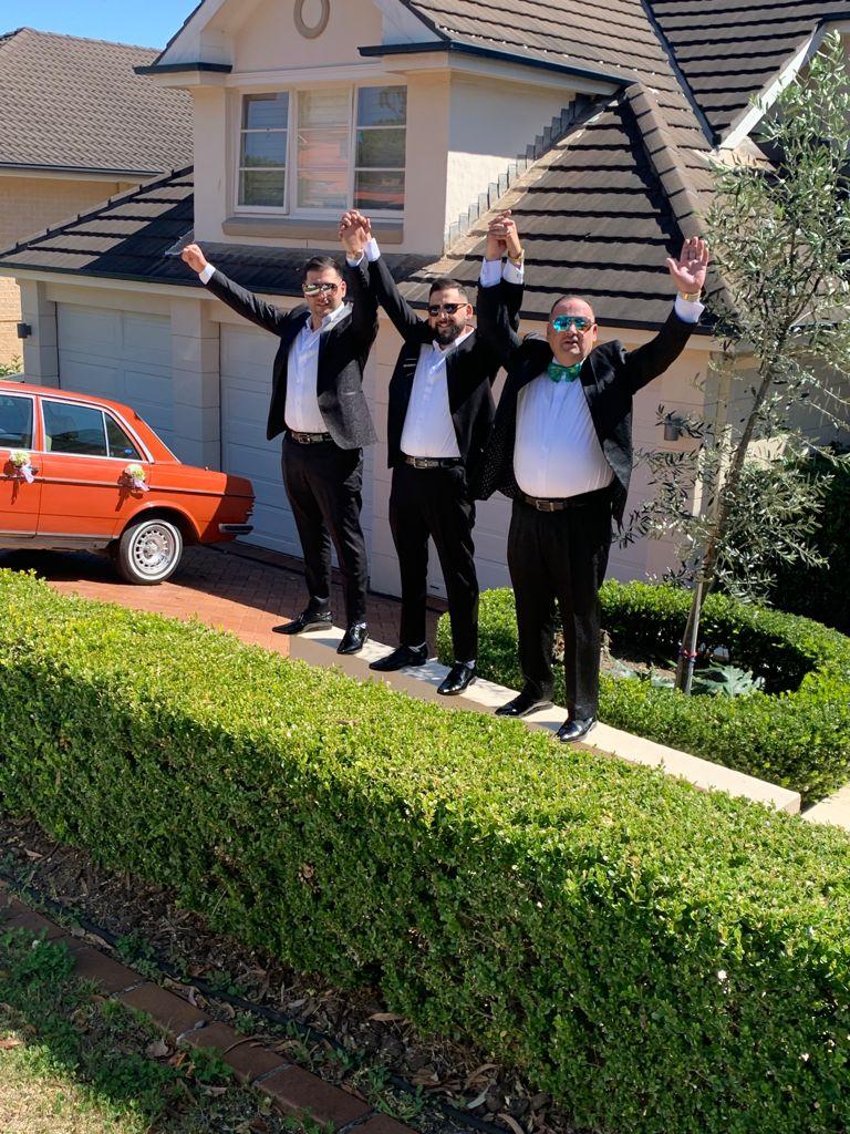Lebanese wedding during Lockdown