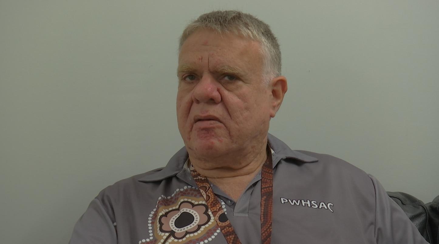 Rick Dadleh氏は、アボリジニの医療従事者にサポートを提供してもらうことで、患者に大きな違いが生じたと述べました。