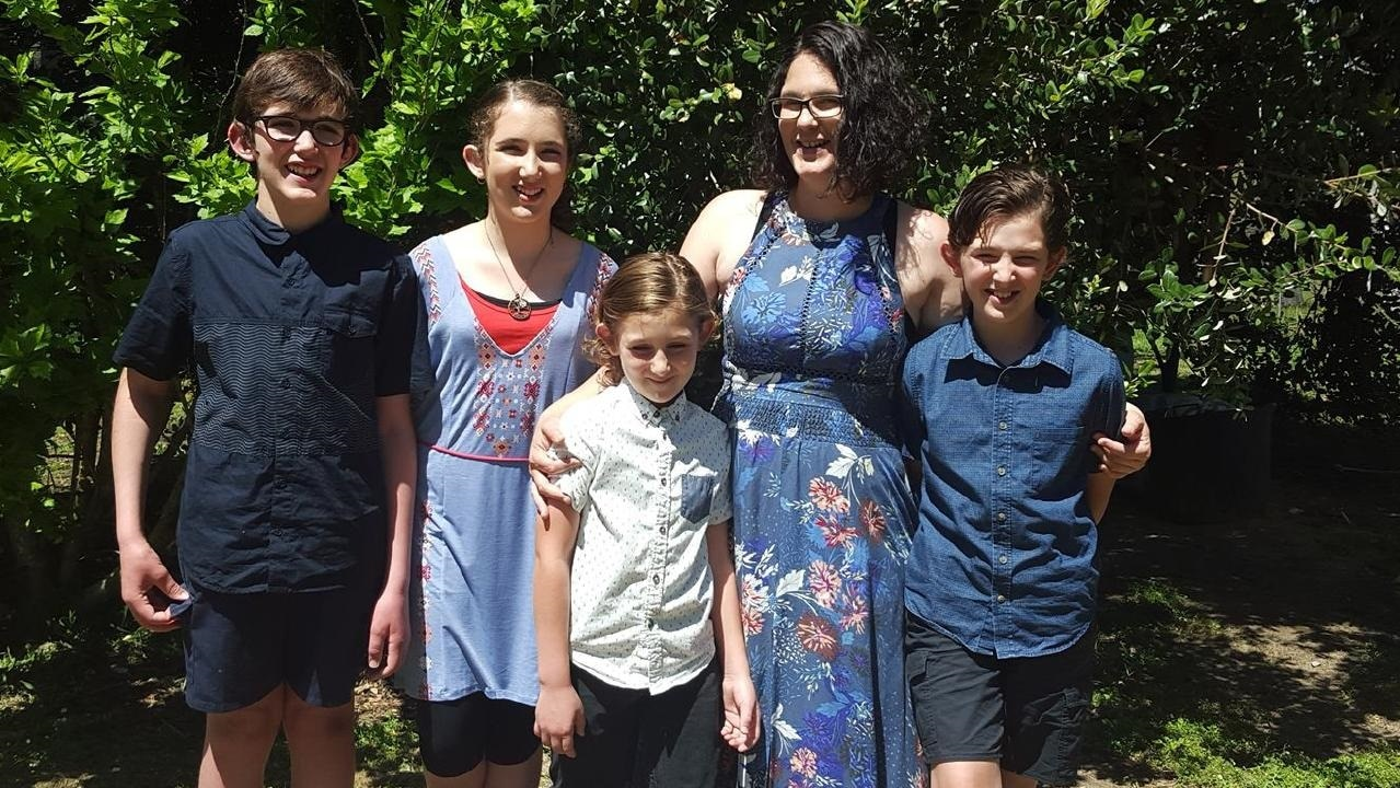 Katrina Miles and her four children are among the victims of a shocking tragedy on a rural property near Margaret River.