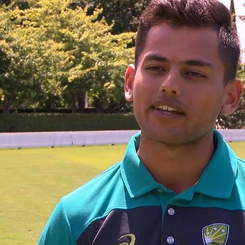 Param Uppal, U19 World Cup
