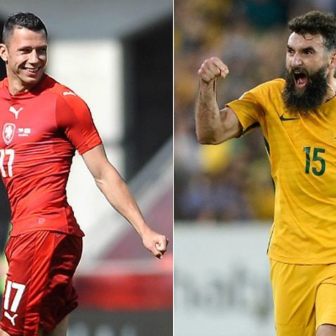 Socceroos World Cup Squad Named