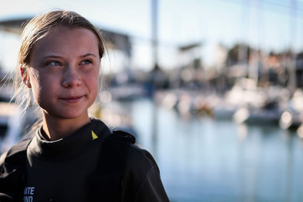 Climate Activist Greta Thunberg Is Time 'Person of the Year'