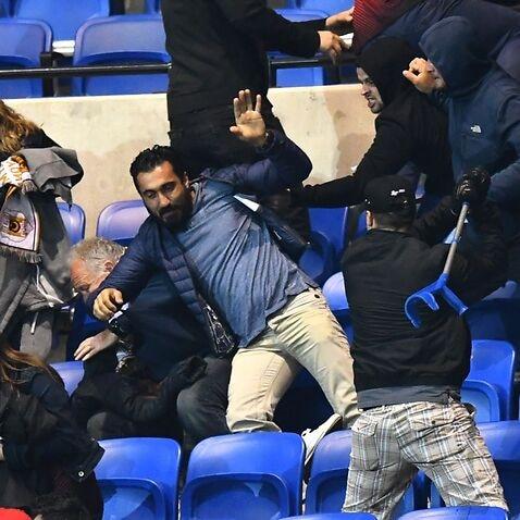 Olympique Lyonnais vs Besiktas JK : UEFA Europa League