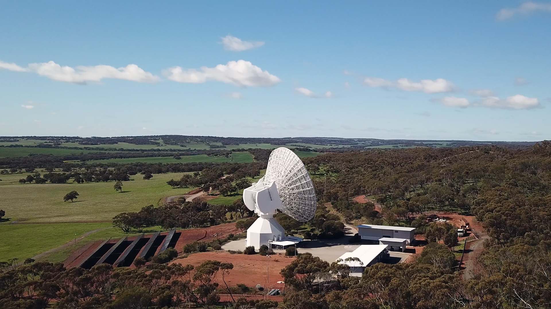 Space Agency science technology Australia international solar system