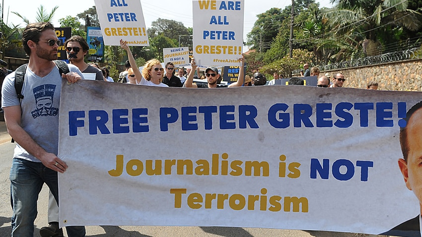 Global press freedom slips to decade low