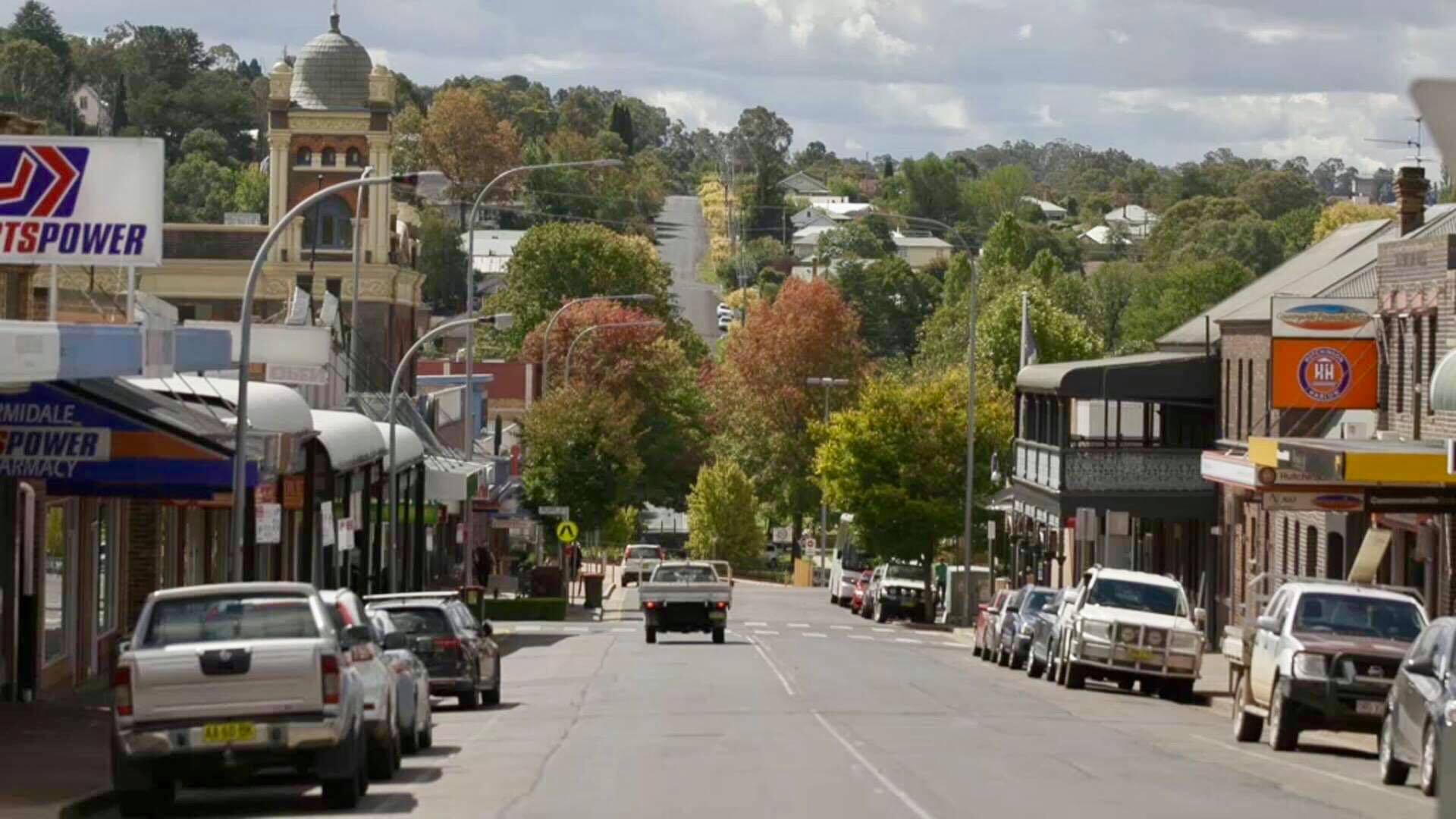 Armidale, NSW.