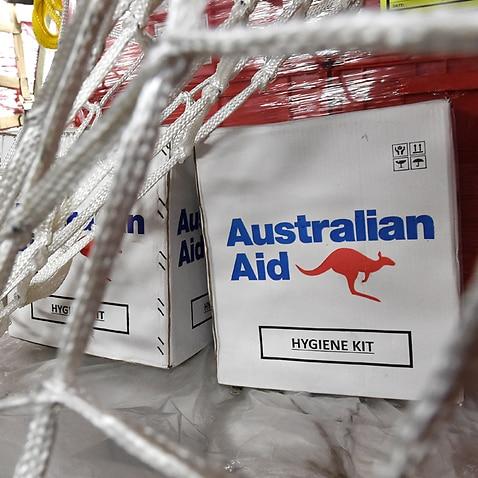 Budget raid on Australia's foreign aid